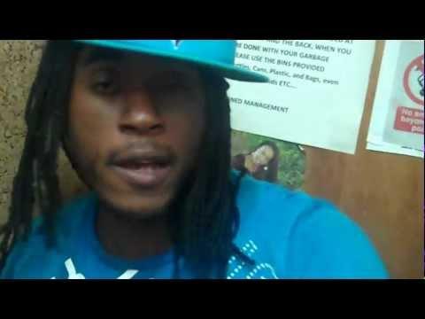 Dancehall  Artist Khargo  Big up Daddy Turbo