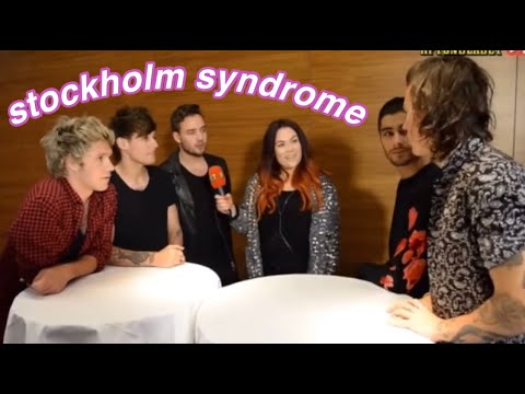 one direction being chaotic in sweden