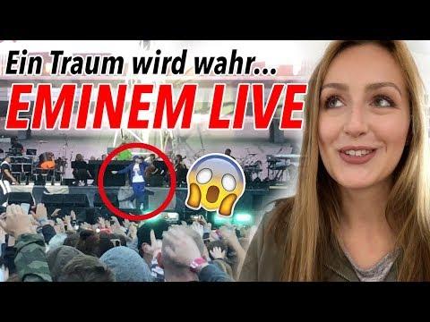 EMINEM Hannover 2018 Live Konzert – Revival Tour Deutschland VLOG