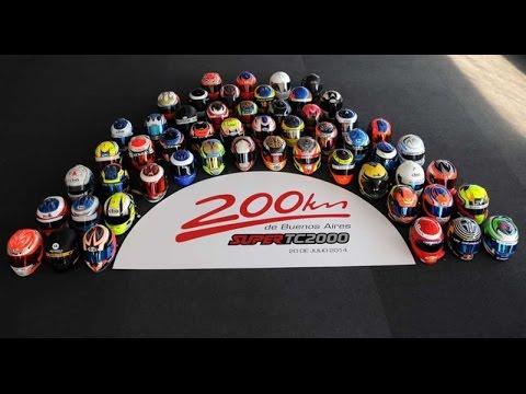 #EnVivo - Backstage de la foto grupal de pilotos de los 200k de Bs. As.  (Julio 29) - Carburando.com
