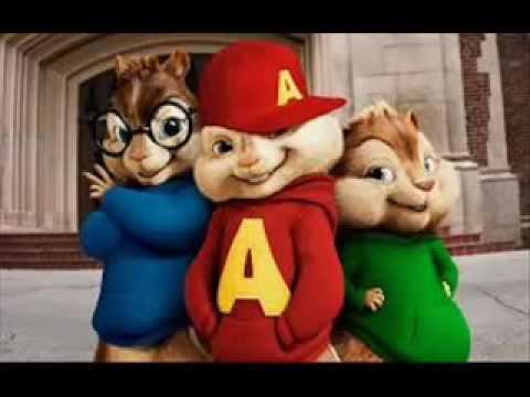 Justin Bieber -Company ( alvin and the chipmunks )