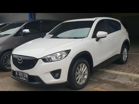 Madza CX-5 [KE] 2.5 Touring 2013 In Depth Review Indonesia