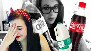 COKE AND MILK | Reaction Video