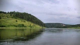 Выходные на Вишере / На лодке по красивейшей реке #215