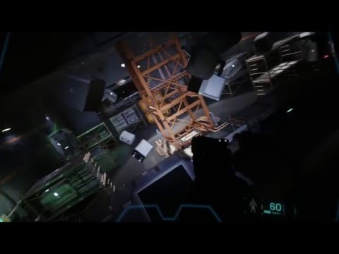 "Star Citizen: Alpha PTU 2.1c (""PI Wanted"" / ""Covalex Shipping Hub"" Mission) - Sad Ending"