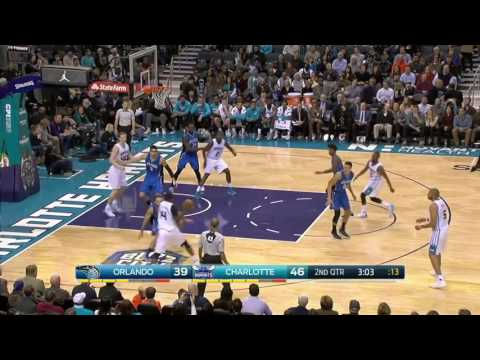 Orlando Magic vs Charlotte Hornets | December 9, 2016 | NBA 2016-17 Season
