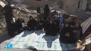 حداد وطني في إيران على ضحايا الزلزال