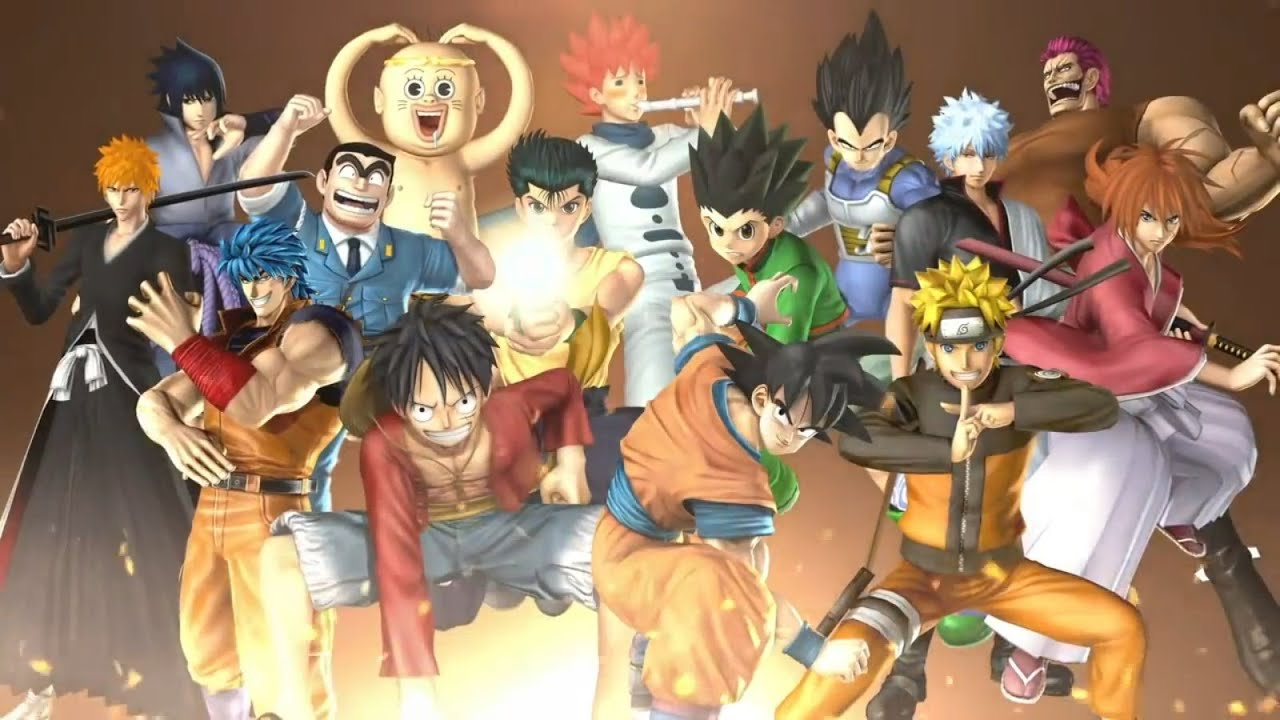 Wallpaper Hd Animes Juntos: افضل العاب الانمي للكمبيوتر/ Best Anime Games For PC