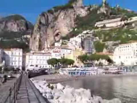 Amalfi coast Italy--One minute guide