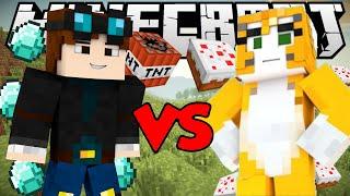 TheDiamondMinecart vs. Stampylonghead - Minecraft