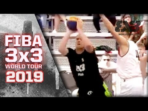 Piran V Šakiai | Full Game | FIBA 3x3 World Tour - Lausanne Masters 2019