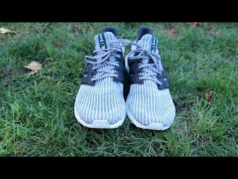 40df423e41964 Adidas Ultraboost Parley - Unboxing   Review - Blue Spirit