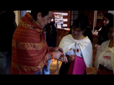 Ecuador With Robert Mirabal 2012 Part Three