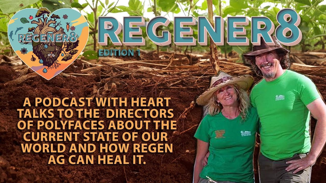 Regener8   Episode 1   Who would have thought it! Farming can save the earth.