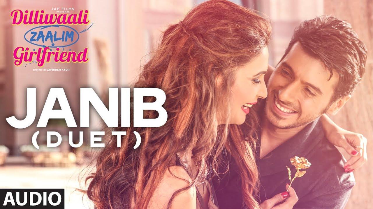 Download 'Janib (Duet)' FULL AUDIO Song | Arijit Singh | Divyendu Sharma | Dilliwaali Zaalim Girlfriend