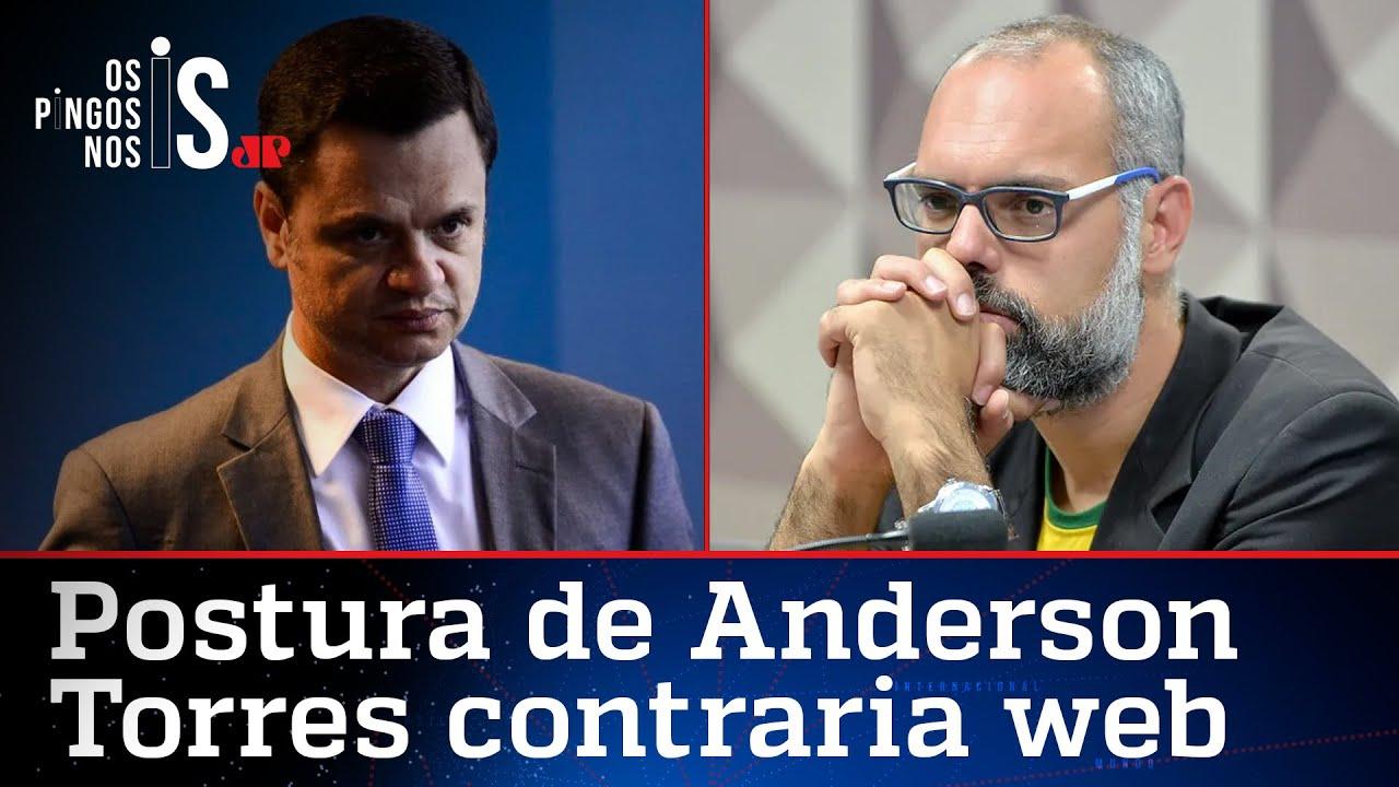 Download Ministro da Justiça é criticado após dizer que vai pedir a extradição de Allan dos Santos