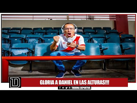 DANIEL PEREDO - GLORIA A TI EN LAS ALTURAS (TD)