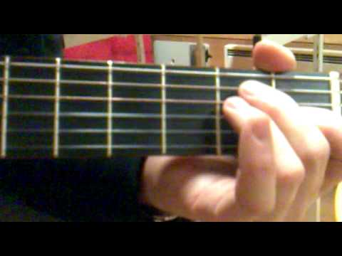 how to play hey joe on acoustic guitar