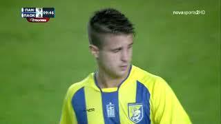 Παναιτωλικός - ΠΑΟΚ 0-1 / Panetolikos-PAOK (22-9-14) S/L 2014-2015 - 4η Αγων.