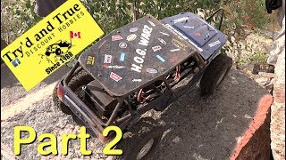 HOG Warz Part 2 with Scale Town - RC CWR