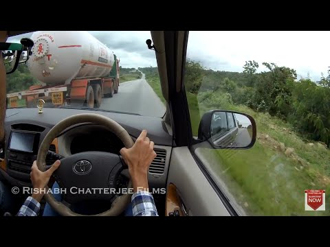 BANGALORE TO SAKLESHPUR Roadtrip - Part 2 | Toyota Innova | #RCEvents