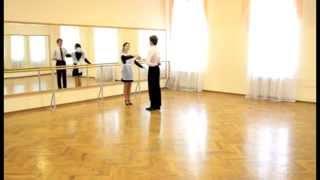 Весенний бал 2014. Урок танца. Вальс