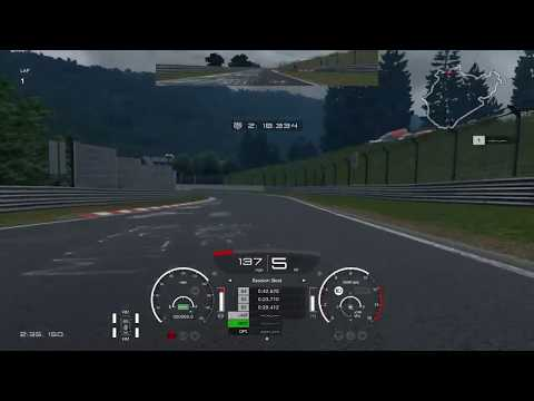 Gran Turismo®SPORT | Nurburgring Silly Lap - Mercedes-Benz F1 W08 EQ Power+