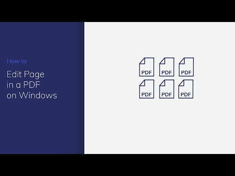 How To Edit (Extract, Replace, Split And Insert) Pages In A PDF On Windows