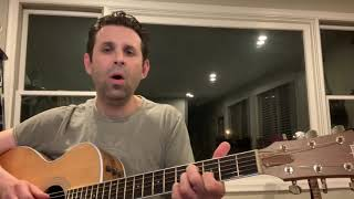 Bring Him Home - Les Miserables acoustic cover