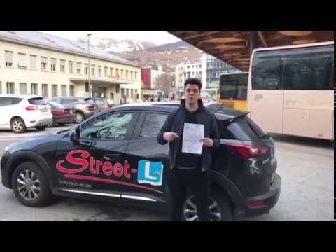 Bravo André Permis De Conduire Réussi Avec Street L Auto école 079 666 33 50
