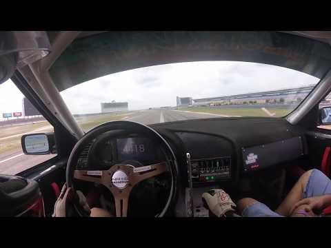 Jack Davis at Lone Start Drift rd4 Texas Motor Speedway