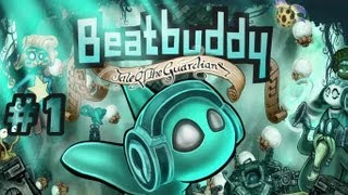 Beatbuddy: Tale of the Guardian - Walkthrough - Part 1 - Mine (PC) [HD]