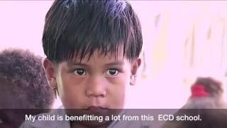 A play-based school approach (Solomon Islands)