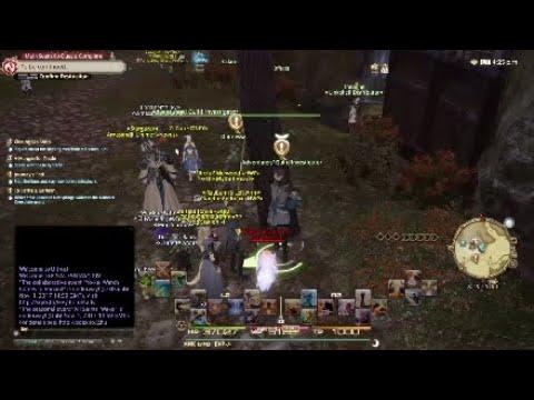 Final Fantasy XIV All Saints' Wake 2017 - Halloween Mansion ...