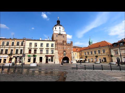 Lublin W Jeden Dzień Krakowskie Przedmieście, Stare Miasto, Rynek | Lublin Walking Tour In Old Town