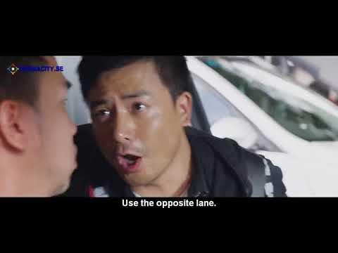 Buddy Cops - Hong Kong funny movie
