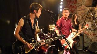 Duncan Reid and the Big Heads - Long long gone / Brickfield nights - Stockholm 2014