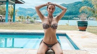 Ольга Орлова (ведущая Дома 2) про секс-спорт, замужество и черный пояс