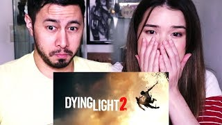 DYING LIGHT 2 | Reveal Demo | Microsoft Xbox E3 2018 | REACTION