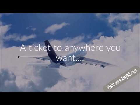 AMY - Buy Air ticket online in low cost from Amy Virtual Travel Agent