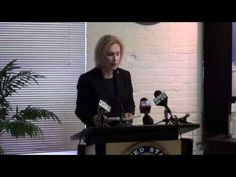 Sen Kirsten Gillibrand on China's WTO Violations