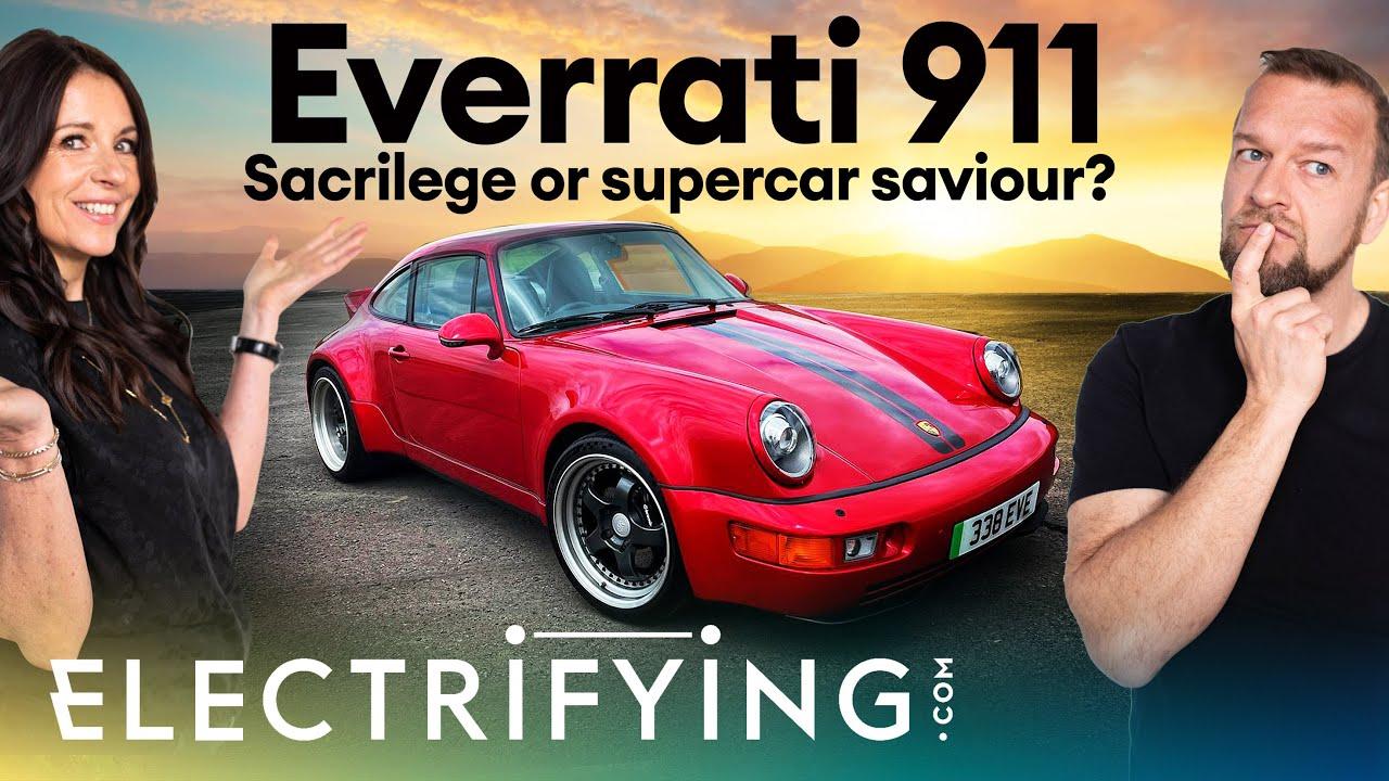 Porsche Everrati 911 review – Sacrilege or supercar saviour? / Electrifying