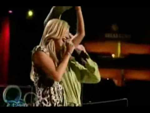 High School Musical The Concert - What I've Been Looking For - Ashley And Lucas
