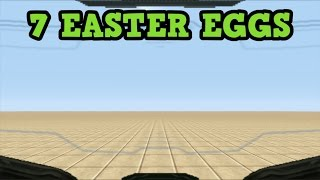 Minecraft Xbox 360 / Wii U - 7 EASTER EGGS