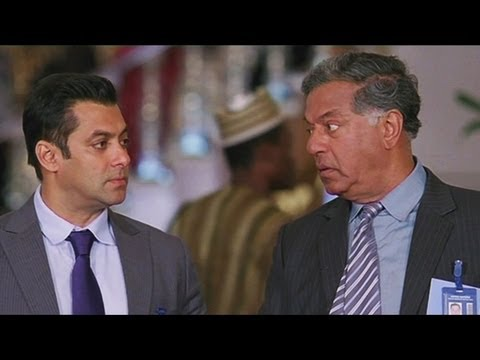 Deleted Scene 4: Ek Tha Tiger | Sunny Side Up | Salman Khan | Girish Karnad