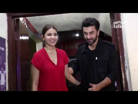 Ae Dil Hai Mushkil Movie Screening Full...