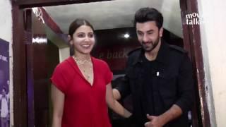Ae Dil Hai Mushkil Movie Screening Full Video Hd Ranbir,anushka,karan Johar,alia Bhatt