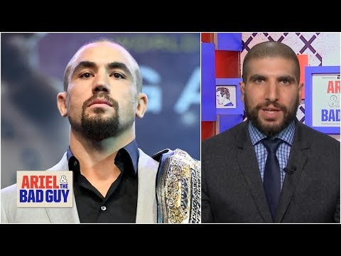 Should Robert Whittaker be stripped of UFC title? | UFC 234 | Ariel & The Bad Guy