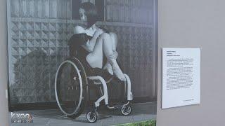 Photo exhibit shows the