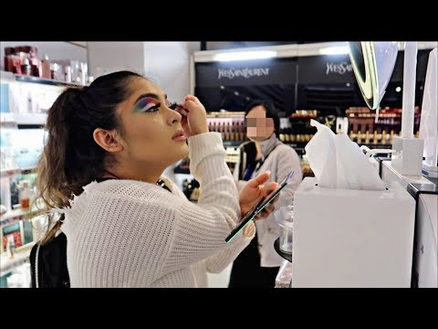 SEPHORA MAKEUP GIFT SETS TESTED! Worth It?
